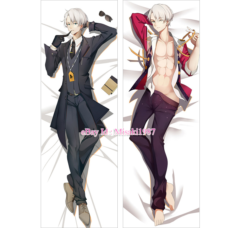 hugging dakimakura itm male tama gintama cover boy pillow gintoki gin sakata body case anime