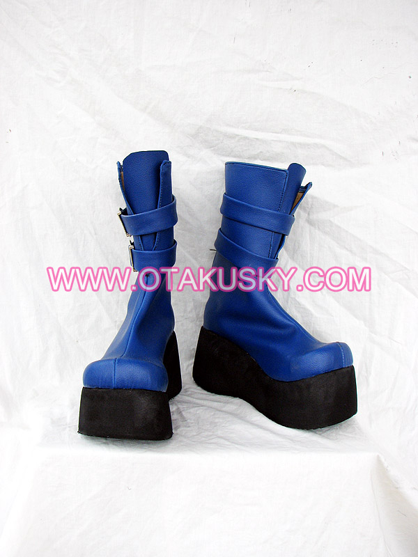 Battle Vixens Shimei Ryomou Cosplay Boots