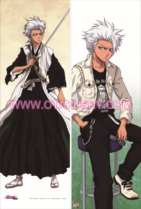 Bleach Toshiro Hitsugaya Body Pillow Case 01