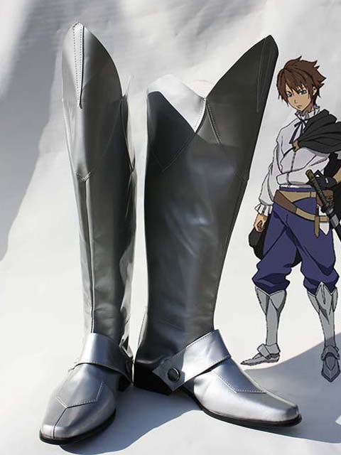 The Sacred Blacksmith Luke Ainsworth Cosplay Boots