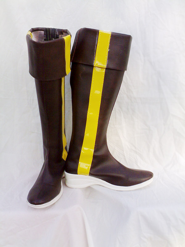The World Ends With You Shiki Misaki Cosplay Boots