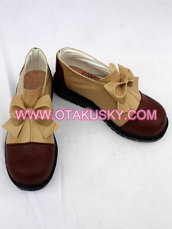Yumeiro Patissiere Marron Cosplay Shoes