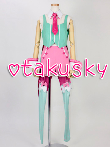 Macross Frontier Ranka Lee Stage Costume