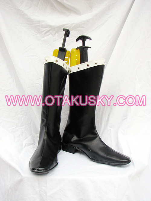 Castlevania Dracula Cosplay Boots